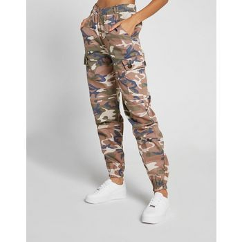 adidas Originals Trefoil All Over Print Jogginghose Damen in