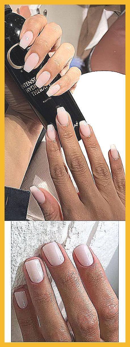 Die Maniküre, die länger hält als Gele: Pudernägel eintauchen  #als #die #eintauchen #Gele  #Classy #Acrylic #Nails #That #Look #Like #Natural #ILOVE #longsnails #nailsidea #skinceuticalsbeforeandafter #diyhomedecor #outfitopinions #fashionopinions #casualtshirtopinions