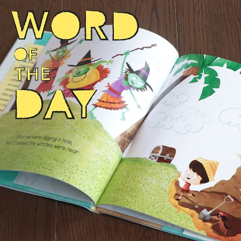 #wordoftheday ADVENTUROUS [ad-ven-chur-us] willing to take risks and try out new experiences. The boy from my blank page was adventurous when he went on the quest for the long lost painting. #picturebooks #parenthood #family #earlyreader
