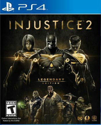 Pin By Hilary Canillas On Superman Ps4 Injustice Injustice 2 Injustice