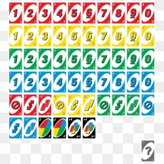 Uno Cards Png Cards Are In An Uno Deck Transparent Png Uno Cards Fun Stickers Cards