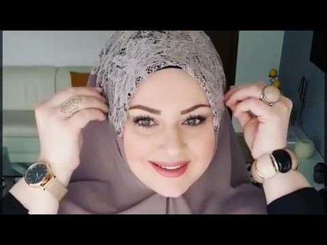 Turkish Tutorial Hijab For Ramadan Part 1 Youtube In 2020 Hijab Tutorial Hijab Style Tutorial Hijab