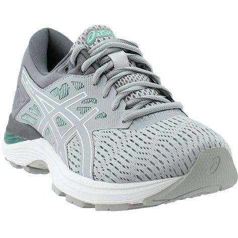 Gel Flux 5 Running Shoes Grey Asics