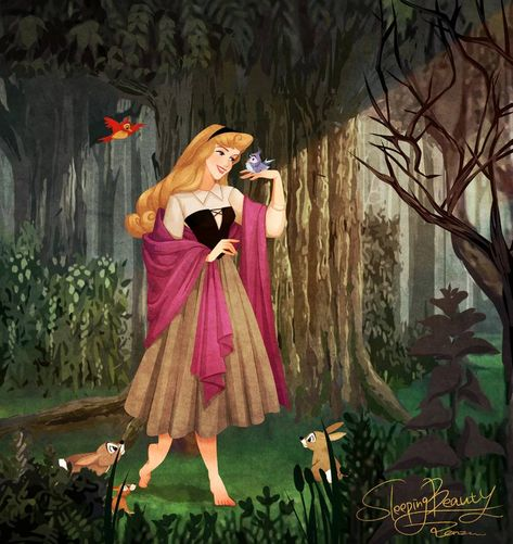 Sleeping Beauty by PONZUxPONZU on DeviantArt