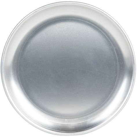 American Metalcraft Hactp8 8 Heavy Weight Aluminum Coupe Pizza Pan American Metalcraft Pan Pizza Dining Table In Kitchen