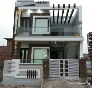 Parapet Wall Designs Google Search House Wall Design Duplex House Design House Front Wall Design