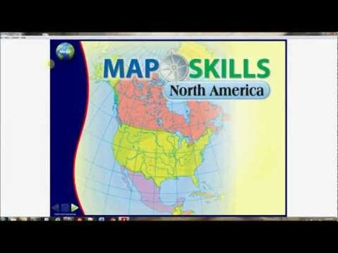 The map skills interactive whiteboard series introduces grade 6 8 the map skills interactive whiteboard series introduces grade 6 8 students to our world a world they can explore with the touch of a finger this gumiabroncs Gallery