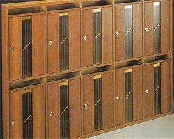 Italian Apartment Mailboxes Interior Design Pinterest