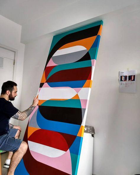 200 Rajesh And Gautam Ideas Wall Design Interior Murals Wall Paint Designs