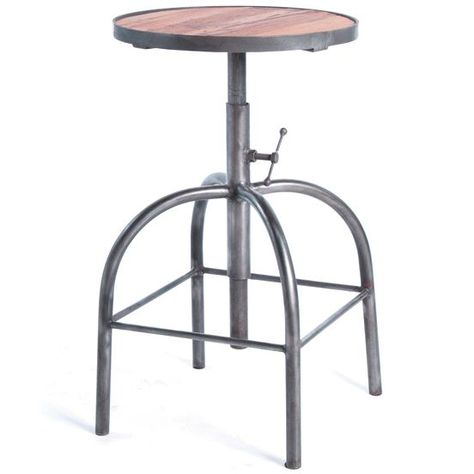 Phenomenal Lab Stool Hip Vintage Classroom Stool Brown Products Inzonedesignstudio Interior Chair Design Inzonedesignstudiocom