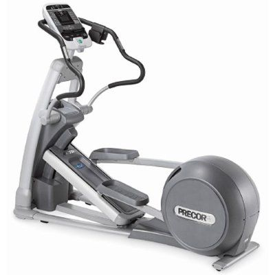 Precor Efx 546i Experience Series Elliptical Call Now For Lowest Pricing Guaranteed No Equipment Workout Elliptical Trainer At Home Gym