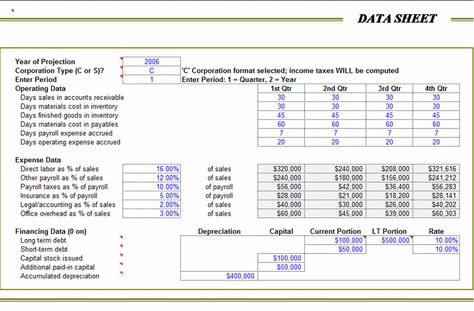 Detailed Ratio Analysis Template Detailed ratio analysis is a - pay in slip format in excel