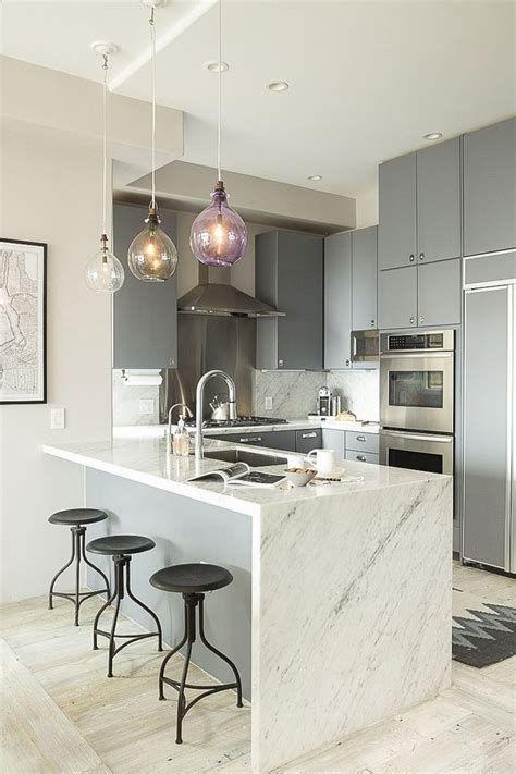 50 Lovely Kitchen Island Designs In 2020 Ideas For Kitchen