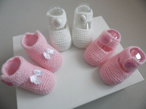 fe12fd9a5f69f Chaussons ballerines 0-1m