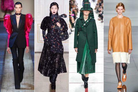 Fall Winter 2019 2020 Trends.Fall Winter 2019 2020 Trends Fashion Week Coverage