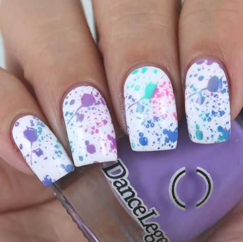 Lina Nail Art Supplies - Make Your Mark 01 - Whats Up Nails We've gathered the best nail art designs. Make sure that you check them all out. Neon Nail Art, Neon Nails, Cute Nails, Pretty Nails, Kid Nails, Nail Art For Kids, Easter Nails, Valentine Nails, Best Nail Art Designs