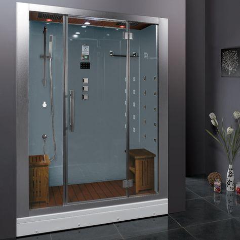 Master Suite Steam Shower Installation Bathroom Remodel Master
