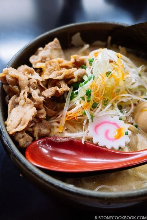 Japanese Ramen Guide for Beginners • Just One Cookbook