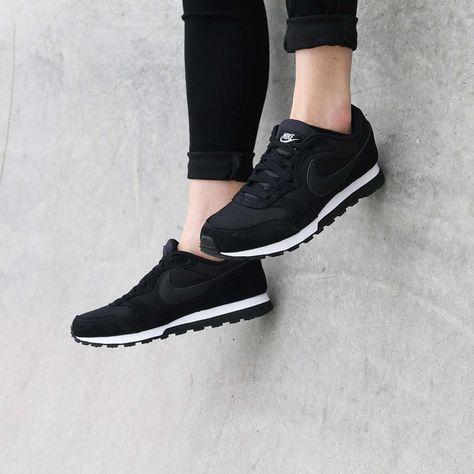 Nike MD Runner 2 Dames 749869-001 in