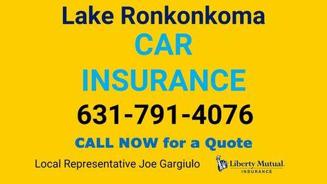 Lake Ronkonkoma Car Insurance 631 791 4076 In 2020 Car Insurance