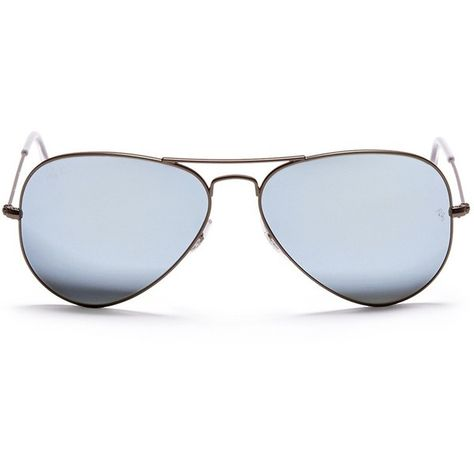 0d2f5125a0 Ray-Ban  Aviator Flash Lenses  metal sunglasses (1