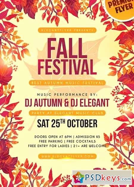 Fall Flyer Templates Free Free Printable Fall Flyer Templates