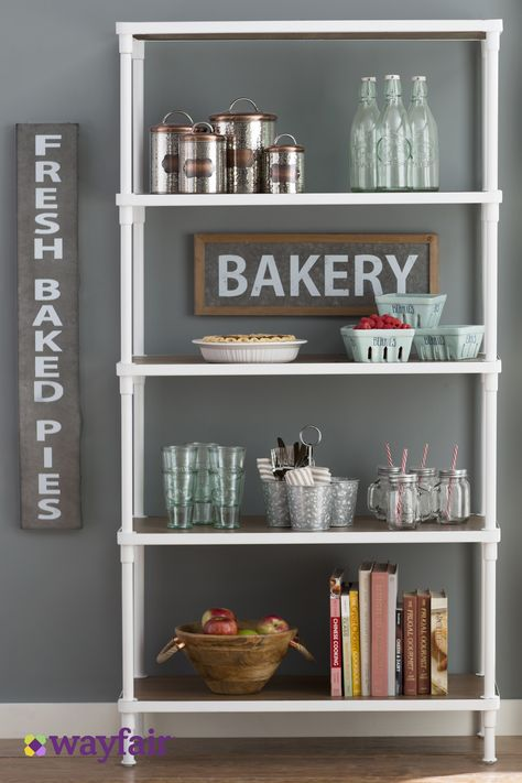 Wall Unit Shelves The Kitchen Store