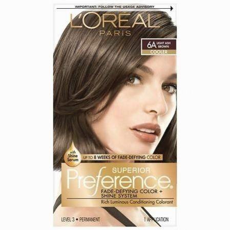 L Oreal Superior Preference Hair Color Our Gold Standard In Luxurious Permanent Hair Color Since 1973 Sup En 2020 L Oreal Paris Couleur Cheveux Teinture Capillaire