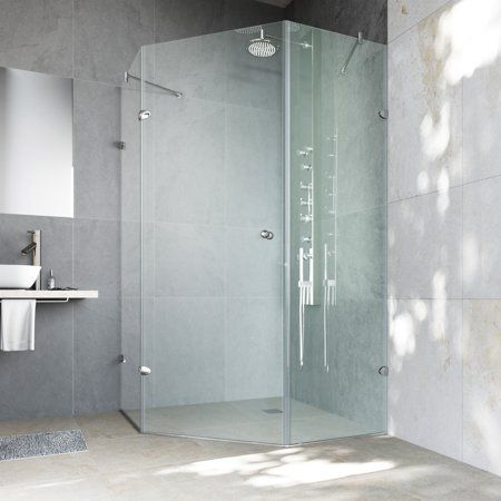 Home Improvement In 2020 Frameless Shower Enclosures Neo Angle