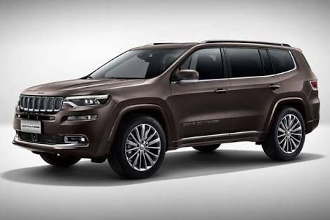 Jeep India All Set To Launch Upcoming 7 Seater Suv 7 Seater