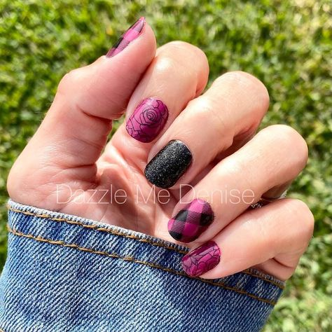Nail Color Combos, Nail Colors, Colorful Nail Designs, Nail Art Designs, Nail Polish Art, Manicure At Home, Color Street Nails, Spring Nails, Summer Nails