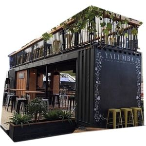 Source Pop Up Shipping Container Cafe Bar Mobile Coffee Shop For Sale Wholesale On M Alibaba Com Modern Coffee Shop Container Shop Coffee Shop Counter