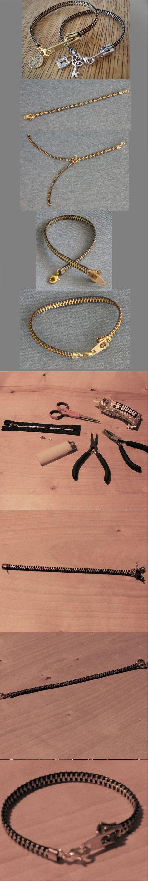 enrHedando: Como hacer Complementos con Cremalleras Tutoriales