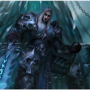 Arthas Menethil Warcraft Game Wallpaper Arthas Menethil