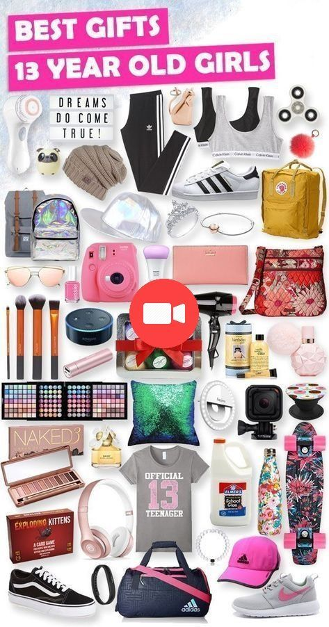 Meilleurs cadeaux pour les filles de 13 ans en 2020 | Cadeau ado