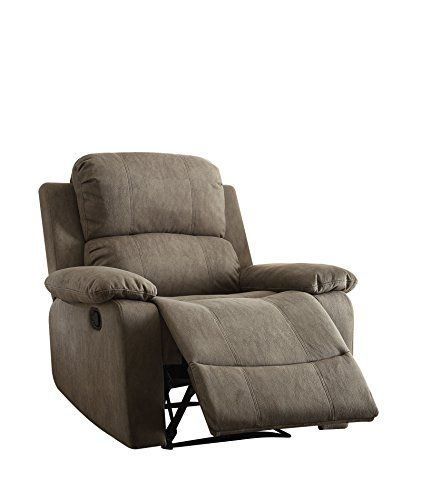 Exceptional ACME Furniture Acme 59528 Bina Recliner Gray One Size  Https://sectionalsofas.review