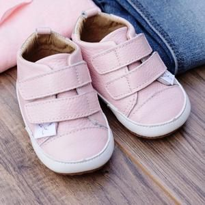 Casual Pink Low Top   Fashionable baby