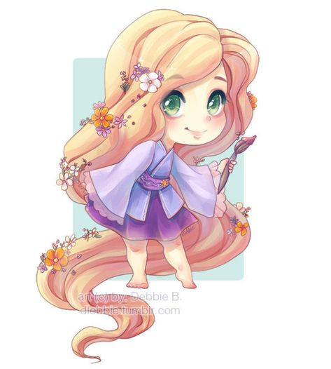 Tangled by Marmaladecookie on @DeviantArt