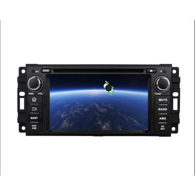 Aftermarket Android 8 0 Oreo Auto Radio Head Unit For Jeep Wrangler