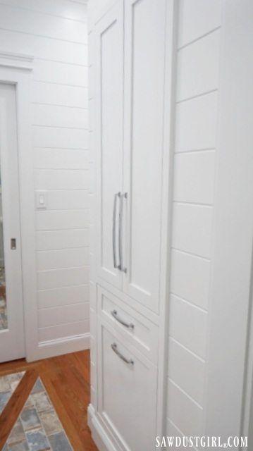 Built In Linen Cabinet Linen Closet Storage Linen Cabinet