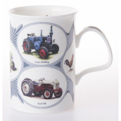 Heim Concept 6 Piece Roy Kirkham Lancaster Mug Set Mugs Mugs Set Coffee Mug Sets