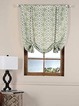 Navy Textured Dupioni Silk Curtain Window Shades Curtains