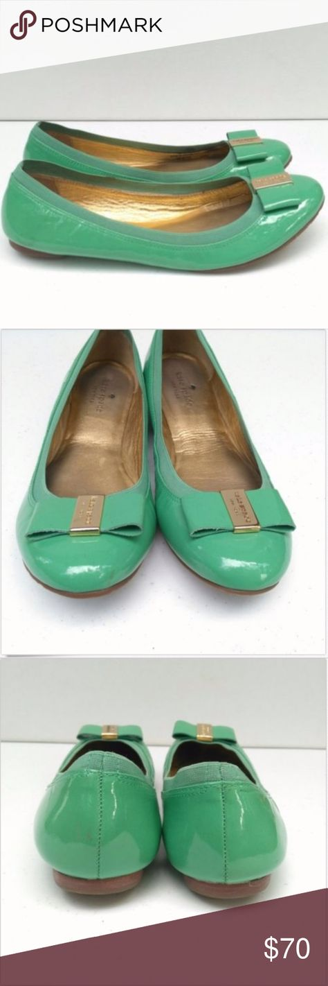 133313ed52b9 Kate Spade New York Tock Patent Ballet Flats Kate Spade New York Tock  Patent Leather Ballet