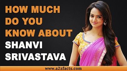 Shanvi Srivastava Age Birthday Biography Husband Net Worth And More Biography Husband South Indian Actress
