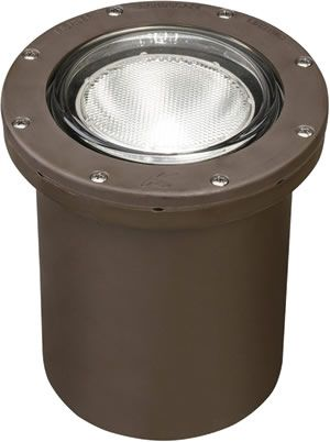 Kichler 15268az C Series Small In Ground Par20 Par30 120v Requires Lamp Kichler C Series Co In Ground Well Lights Led Landscape Lighting Landscape Lighting