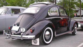 1957 - 1960 Volkswagen Beetle  Classic Volkswagen cars