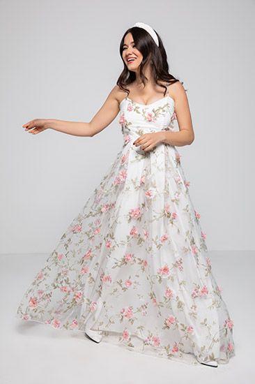 Soz Ve Nisan Abiye Modelleri Denizbutik Com Kadin Giyim Resmi Elbise Elbise Modelleri