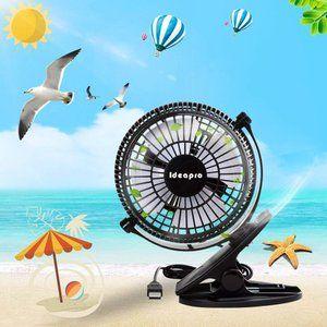 卓上扇風機 Usb扇風機 Usb扇風機 強力 静音小型 クリップ型360度角調節可能 二重反転 強風 静音 サーキュレーター 3段階調節 小 扇風機 小型 扇風機 扇風機 クリップ