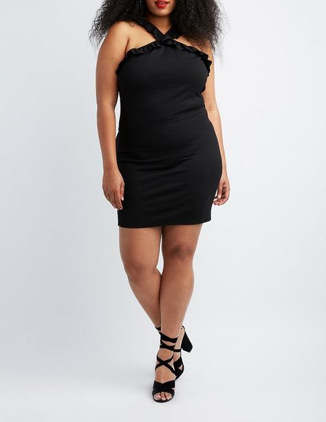 Knitted dresses plus size
