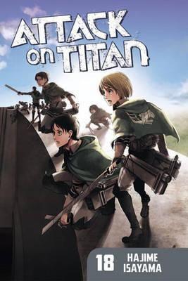 Attack On Titan 18 DOWNLOAD PDF/ePUB [Hajime Isayama] pdf download